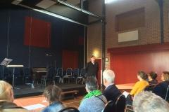 Konsert Dineke Nauta en doarpskoar Easterwierrum yn de Tysker