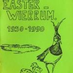 40 jier Fûgelwacht Easterwierrum