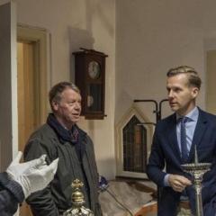Dakloze godslamp en doopvont gaan digitaal - Sint Wiro-kerk