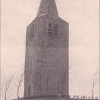 De oude Toren te Oosterwierum (Fr.)