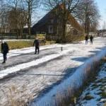Easterwierrum – Baarderadiel lûkt 1200 riders