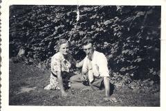 Fotoalbum Auke Hoekstra, 073, Meint en Marijke Boersma