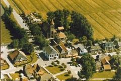 Fotoalbum Auke Hoekstra, 074, Luchtfoto Easterwierrum 1985