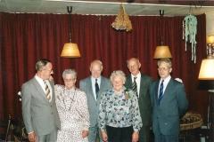 Fotoalbum Auke Hoekstra, 078, Hotske 80 jier 7 oktober 1988