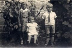 Fotoalbum Auke Hoekstra, 086, Fam. Ferwerda