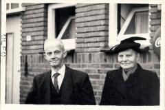 Fotoalbum Auke Hoekstra, 088, Echtpaar Auke Hoekstra
