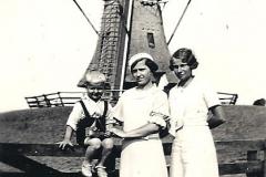 Fotoalbum Auke Hoekstra, 097, Ameland fam. Witteveen