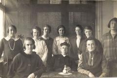 Fotoalbum Auke Hoekstra, 108, De Missie naaikrans H. Teresia van het kindje Jezus van Oosterwierum