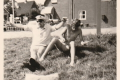 Fotoalbum Bert Hendriks (Palstra), 003, Rein Weiland