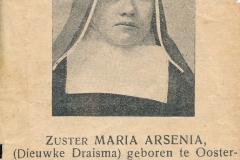Dieuwke Draisma, 19-02-1882 Easterwierrum