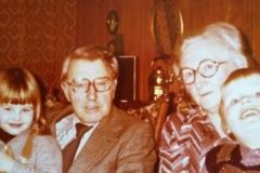 Fotoalbum Laumann-Kingma, Jaap Kingma en Wokke Kingma-Bijlsma mei de lytsbern
