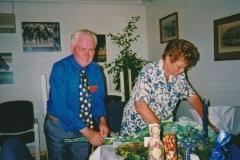 Fotoalbum Piet Boersma, 005, Yep Boersma 80 augustus 2000