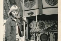 Fotoalbum Piet Boersma, 031, Piet 14 jier, 1973