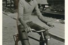 Fotoalbum Piet Boersma, 034, Piet Boersma, 12 augustus 1975