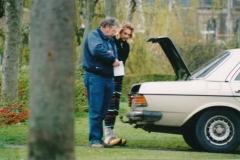 Fotoalbum Piet Boersma, 041, Jaap en Frittie Hoekstra, 2000