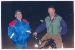 Fotoalbum Piet Boersma, 047, Albert Stoelinga en Dominicus Jorna, 2005-2010