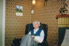 Fotoalbum Piet Boersma, 051, Foto komt bij Wiebe Boersma wei