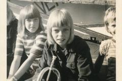 Fotoalbum Piet Boersma, 062, Piet Boersma, 14 jier, 1973