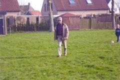 Fotoalbum Piet Boersma, 065, Bonnie Bootsma op it sportfjild, 2010