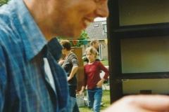Fotoalbum Piet Boersma, 068, Piet Boersma, Rommelmerke, 06-06-2002