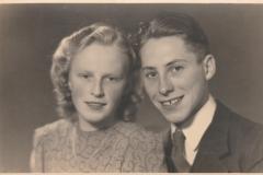 Fotoalbum Piet Boersma, 089, 9 oktober 1946