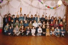 Fotoalbum Piet Boersma, 095, De Dansclub van Oosterwierum, 13-03-1978 (2)