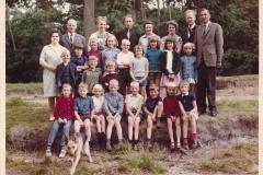 Fotoalbum Piet Boersma,102, Skoallereiske Piet 1e klas