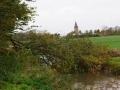 Fotoalbum Geart Siesling, 018, It klear meitsjen fan it bedriuweterrein Easterwierrum, 28-10-2013