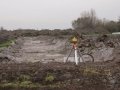 Fotoalbum Geart Siesling, 036, It klear meitsjen fan it bedriuweterrein Easterwierrum, 08-11-2013