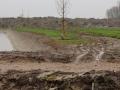 Fotoalbum Geart Siesling, 067, It klear meitsjen fan it bedriuweterrein Easterwierrum, 04-12-2013