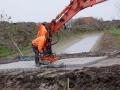 Fotoalbum Geart Siesling, 070, It klear meitsjen fan it bedriuweterrein Easterwierrum, 05-12-2013