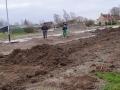 Fotoalbum Geart Siesling, 081, It klear meitsjen fan it bedriuweterrein Easterwierrum, 07-01-2014