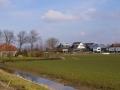Fotoalbum Geart Siesling, 005, It nije fietspaad lâns de Zwette by Easterwierrum, 18-03-2013