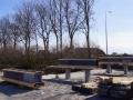 Fotoalbum Geart Siesling, 015, It nije fietspaad lâns de Zwette by Easterwierrum, 05-04-2013