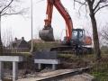 Fotoalbum Geart Siesling, 018, It nije fietspaad lâns de Zwette by Easterwierrum, 17-04-2013