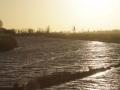 Fotoalbum Geart Siesling, 054, It nije fietspaad lâns de Zwette by Easterwierrum, 30-01-2013