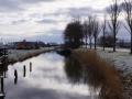 Fotoalbum Geart Siesling, 068, It nije fietspaad lâns de Zwette by Easterwierrum, 08-02-2013