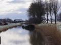 Fotoalbum Geart Siesling, 069, It nije fietspaad lâns de Zwette by Easterwierrum, 08-02-2013
