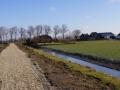 Fotoalbum Geart Siesling, 074, It nije fietspaad lâns de Zwette by Easterwierrum, 22-02-2013