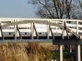Fotoalbum Geart Siesling, 099, It nije fietspaad lâns de Zwette by Easterwierrum, 21-11-2014