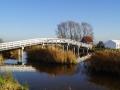 Fotoalbum Geart Siesling, 100, It nije fietspaad lâns de Zwette by Easterwierrum, 21-11-2014