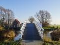 Fotoalbum Geart Siesling, 102, It nije fietspaad lâns de Zwette by Easterwierrum, 21-11-2014