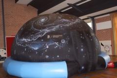 Kapteyn Mobiel Planetarium yn de Tysker
