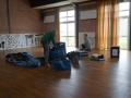Fotoalbum Geart Siesling, 001, Kapteyn Mobiel Planetarium yn de Tysker