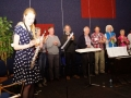 Fotoalbum Geart Siesling, Konsert Dineke Nauta yn de Tysker 17
