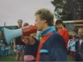 037 Fotoalbum Bokke Eekerk, 019, Merke jierren 80, Jan Altenburg, Piet Douma, Fetsje Anema, Frans Altenburg, Arie van der Meulen