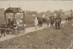 Fotoalbum Johan en Willie Niemarkt, 016, Onafhankelijkheids feesten 1913 d