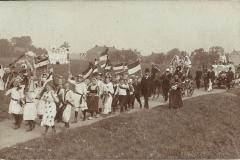 Fotoalbum Johan en Willie Niemarkt, 017, Onafhankelijkheids feesten 1913 c