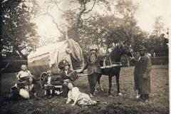 Fotoalbum Johan en Willie Niemarkt, 018, Onafhankelijkheids feesten 1913 b