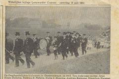 Fotoalbum Johan en Willie Niemarkt, 054, 1913 Krantenartikel